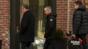 Defence rests in Dennis Oland murder trial as legal teams visit scene of father's murder